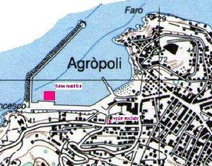 Cartina porto