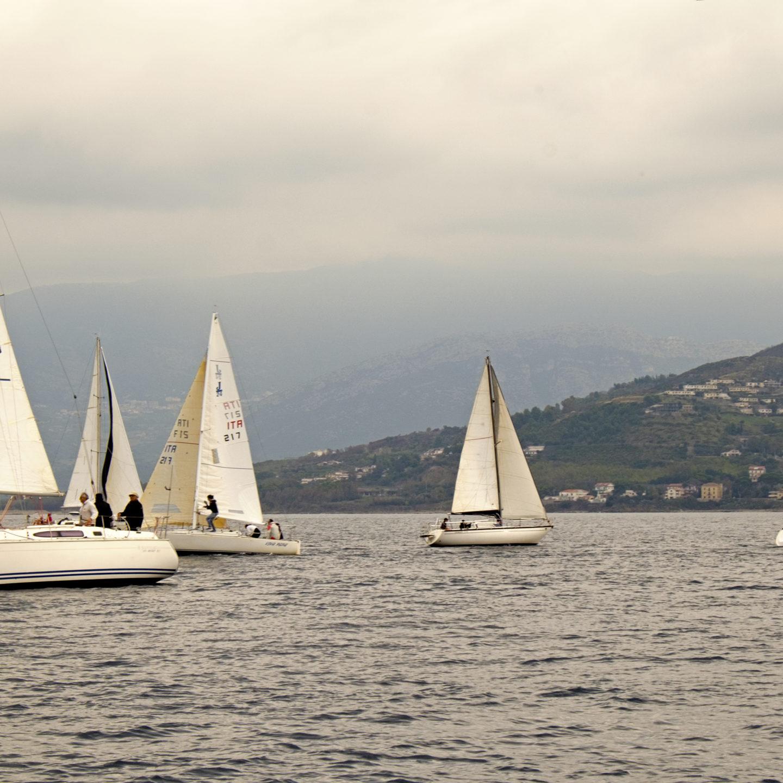 Classifiche e Galleria fotografica della III prova campionato autunnale di vela del 22/10/2017